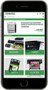 Webshop Smartphone
